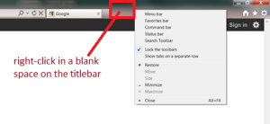 Add More Toolbars